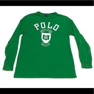 Polo Ralph Lauren Large Logo Longsleeve Shirt